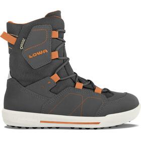 Lowa Raik GTX Mid-Cut Stiefel Kinder anthracite/orange